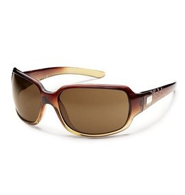 Suncloud Cookie - Brown Fade Laser   Polarized Polycarbonate
