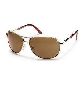 Suncloud Aviator - Gold | Polarized Polycarbonate