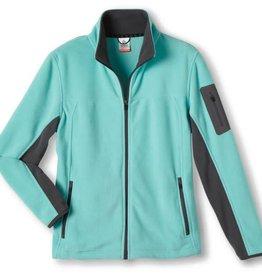 Colorado Clothing Colorado Clothing Women's Pikes Peak Jacket Blue Glass (Large)