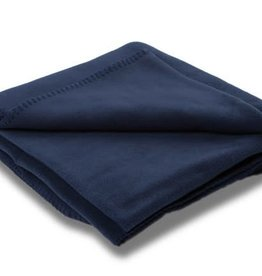 Colorado Clothing Classic Fleece Throw Navy