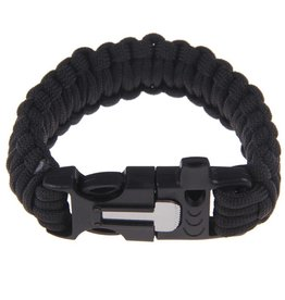 TrailWalker Gear Survivor Cord Survival Bracelet, various sizes
