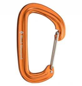 Black Diamond Black Diamond Neutrino Carabiner, Orange