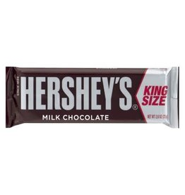 TrailWalker Gear Hersey's Milk Chocolate 2.6oz King Size