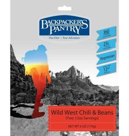 BACKPACKERS PANTRY Backpacker's Pantry Wild West Chili