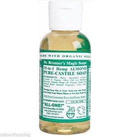 Dr. Bronner's Dr. Bronner's Hemp Almond Soap, 2oz