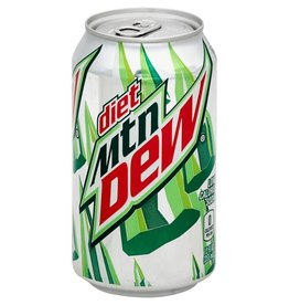TrailWalker Gear Diet Mountain Dew, 12oz