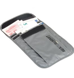 Sea To Summit Sea to Summit Travelling Light Neck Pouch RFID - Large -  Grey