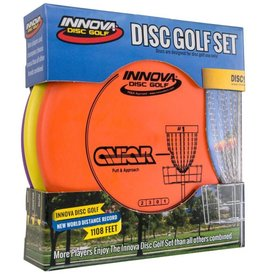 Innova Innova DX Golf Disc: 3-Disc Starter Pack