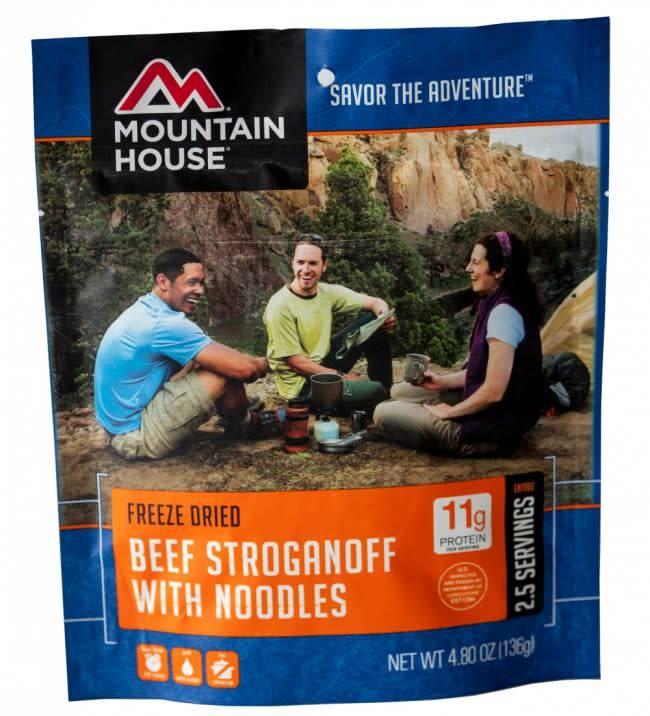 Mountain House Mountain House Beef Stroganoff w/Noodles