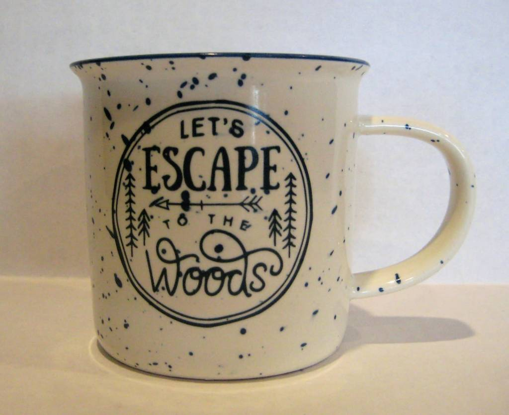 Summit Distribution Let's Escape to the Woods Mug