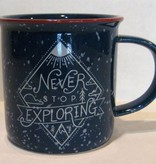 Summit Distribution Never Stop Exploring Mug