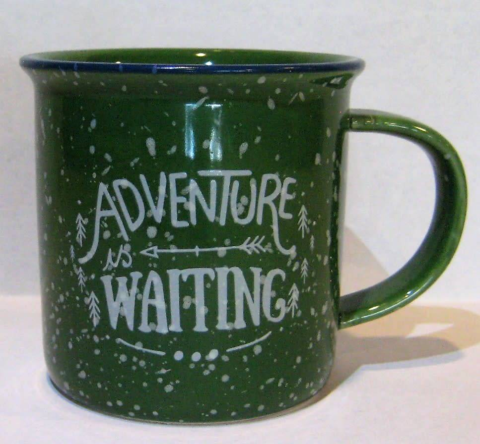 Summit Distribution Adventure is Waiting Mug