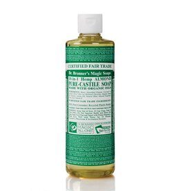 Dr. Bronner's Dr. Bronner's Almond Pure-Castile Soap, 4 oz