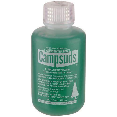 CAMP SUDS Campsuds 4oz in Nalgene Bottle