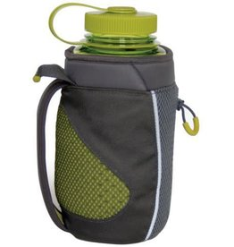 NALGENE Nalgene Insulated Bottle Carrier Handheld (Gray/Green)