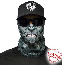 SA Company Face Shield  Abominable Monster