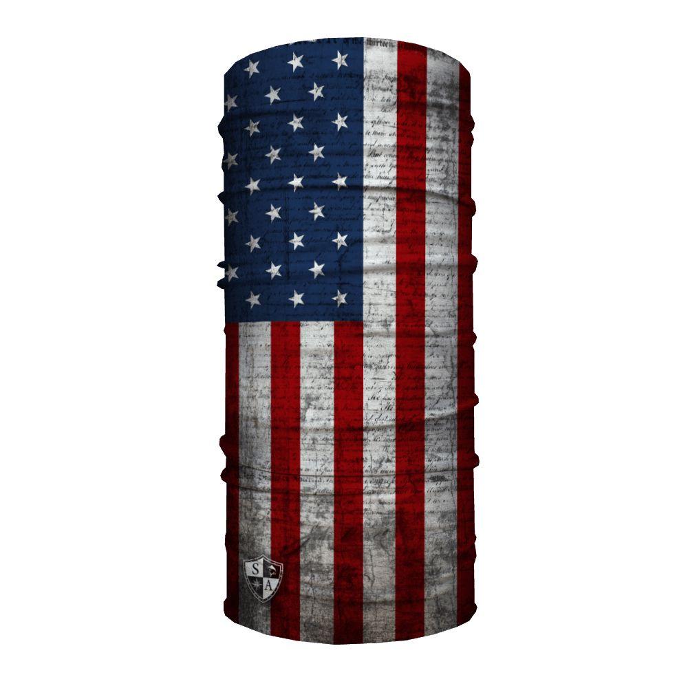 SA Company Face Shield American Flag