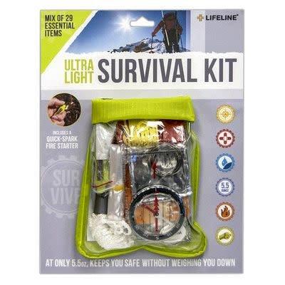 LIFELINE Lifeline Ultralight Survival Kit