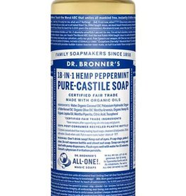 Dr. Bronner's Dr. Bronner's Pure-Castile Soap, Peppermint, 16oz