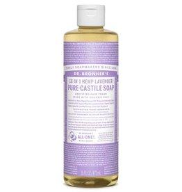 Dr. Bronner's Dr. Bronner's Pure-Castile Soap, Lavendar, 16oz