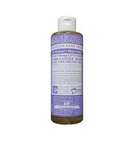 Dr. Bronner's Dr. Bronner's Pure-Castile Soap, Lavendar, 8oz