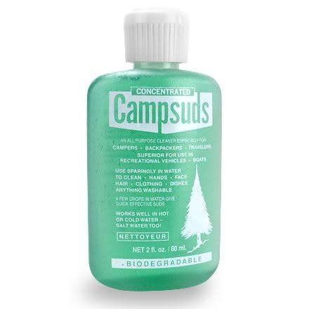 CAMP SUDS CAMPSUDS Concentrated Soap, 2oz