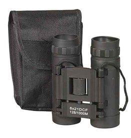 NDUR NDUR Compact Binoculars 8 X 21 w/case