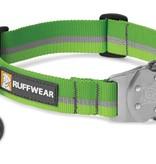 Ruffwear Ruffwear Top Rope Collar, Meadow Green, Large