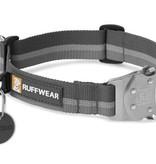 Ruffwear Ruffwear Top Rope Collar, Twilight Gray, Medium