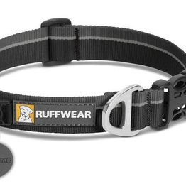 Ruffwear Ruffwear Hoopie Collar, Obsidian Black, Small