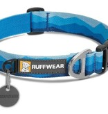 Ruffwear Ruffwear Hoopie Collar, Blue Mountains, Medium