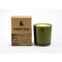 Vermont Wood Pine Candle