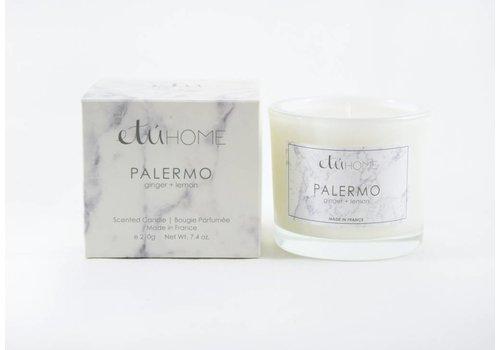 Europe2You Palermo Ginger & Lemon Candle