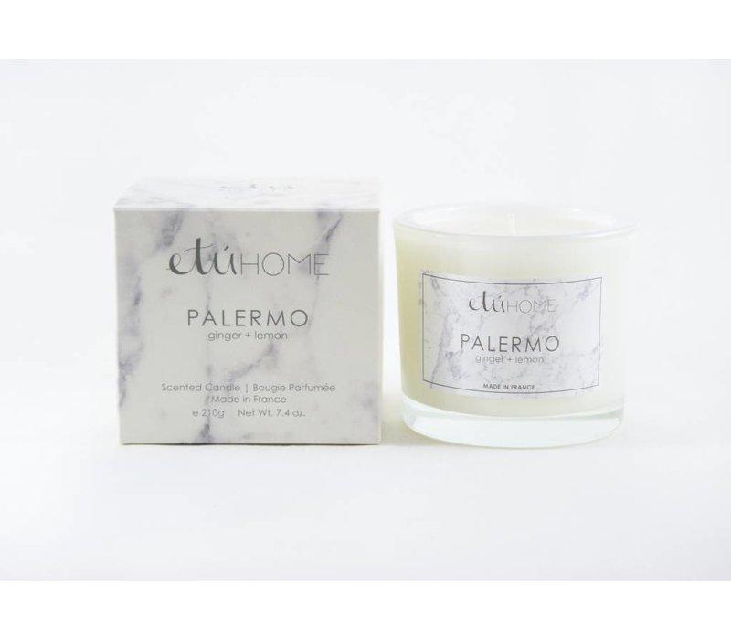 Palermo Ginger & Lemon Candle