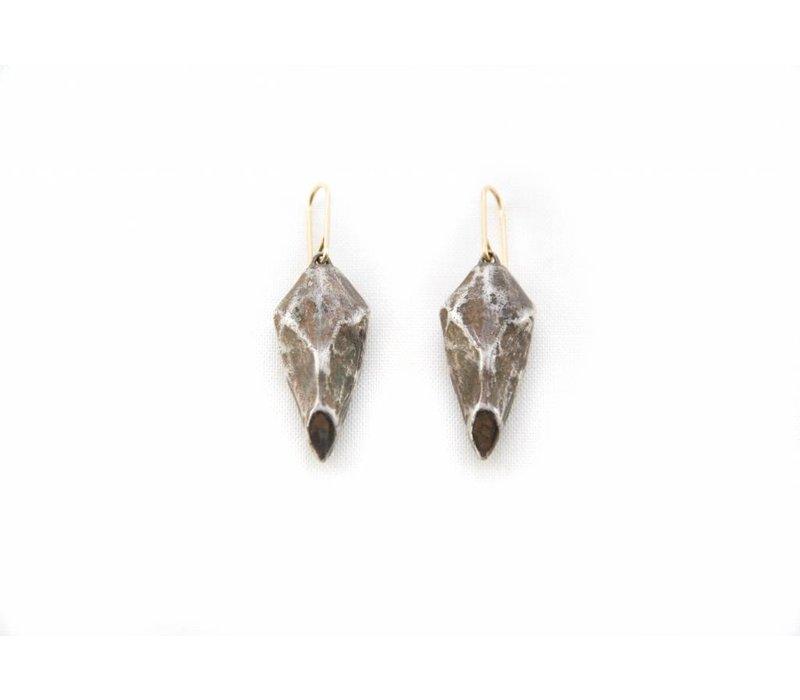 Deer Skull Earrings
