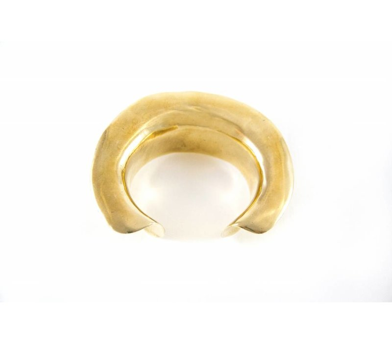 Despina Cuff - Brass
