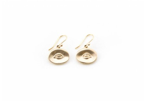 Gabriella Kiss Eye Earrings