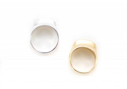 Ariana Boussard - Reifel Tracey Ring - Brass