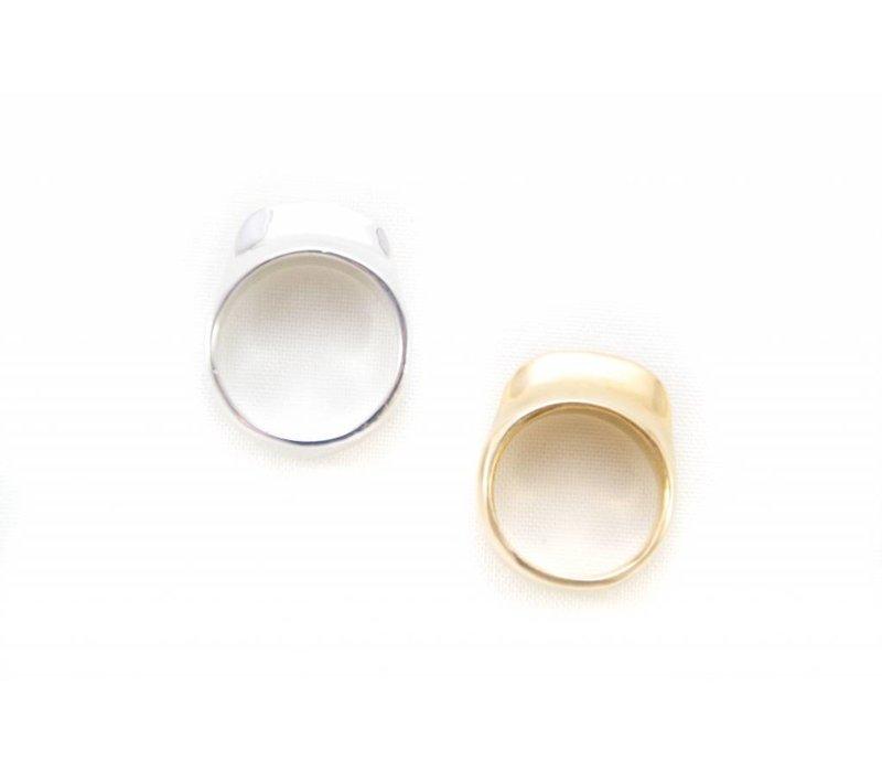 Tracey Ring - Brass