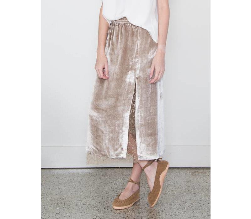Side Slit Skirt
