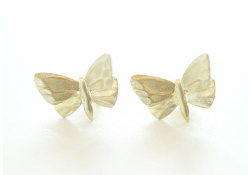 Gabriella Kiss Small Butterfly Studs