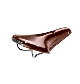 Brooks Brooks B17 Imperial w/Holes and Laces Saddle - Antique Brown