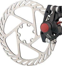 Avid Avid BB5 MTB Disc Brake Caliper and 160mm G2 Clean Sweep Rotor Black Front or Rear