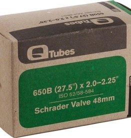 Q-Tubes Q-Tubes 27.5 584mm x 2.0-2.25 48mm Schrader