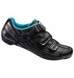 Shimano Shimano Women's SH-RP3W Bicycle Shoes Black EU 39.0 US 7.2
