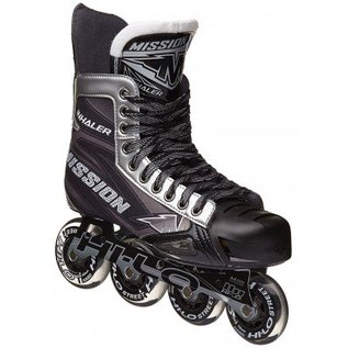 BAU Mission Inhaler NLS:06 Senior Inline Hockey Skates