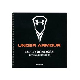Under Armour UA Lacrosse Score Book