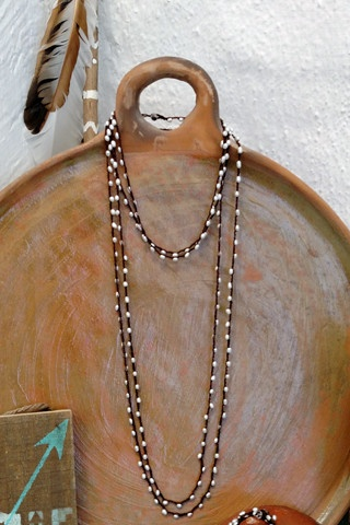 """BABY PEARL 36"""" NECKLACE"""