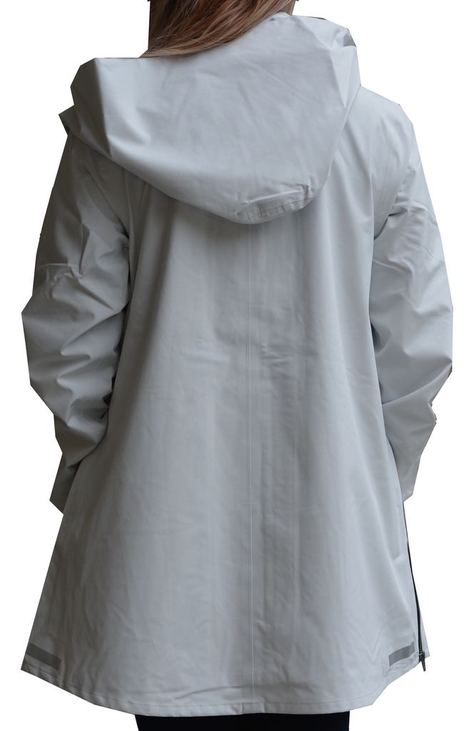 BLAEST DOUBLE BREASTED RAINCOAT