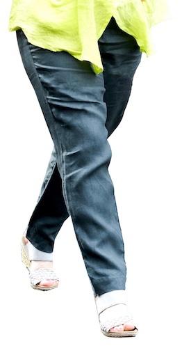 BANANA BLUE BB LONG STRAIGHT PANT